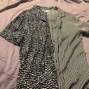 Button down shirt. Light weight